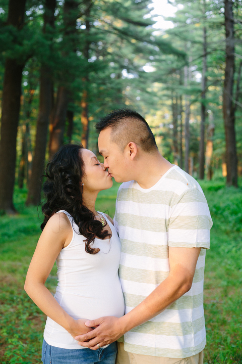 wooded-maternity-session-6